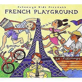 Putumayo Kids Presents - French Playground [CD] USA import