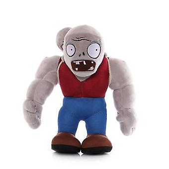 30cm Cartoon Plants Vs Zombies Gargantuar  Zombie Plush Toys - Pvz Gargantuar Plush Soft Stuffed Toy