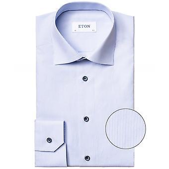 T-shirt met slanke pasvorm Eton