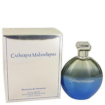 Romance de provence eau de parfum spray by catherine malandrino 533489 100 ml