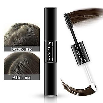 Temporary Hair Dye 2 In 1 Applicator - Hair Color Brush And Comb Hair Color Wax