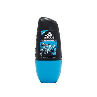 Adidas Ice Dive Roll-On Deodorante Stick 50ml Para él