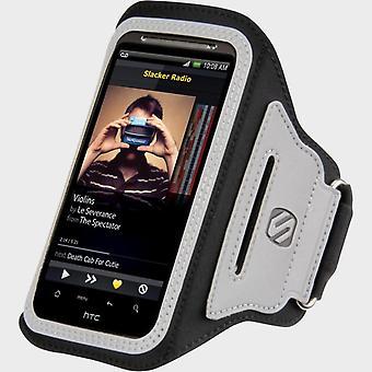 New Scosche sound KASE Ultra-light Sport Armband Black