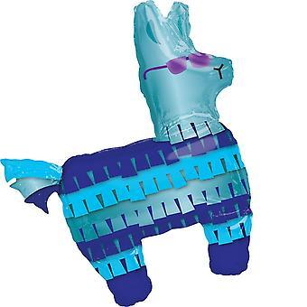 Anagram Battle Royal Llama Supershape Foil Balloon
