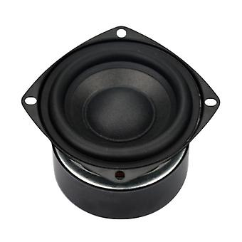 "1pcs Of  3"" Inch 25w Hifi Subwoofer Speaker 4 / 8 Ohm"