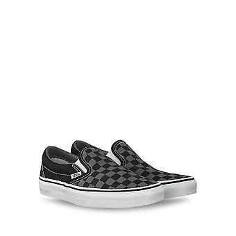 Vans - Schuhe - Sneakers - Classic-Slip-On_VN000EYEBPJ1 - Unisex - black,gray - US 11.5
