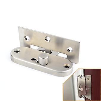 304 Stainless Steel Sliding Door Hook Lock For Aluminum Alloy Wooden Doors Single-sided Lock