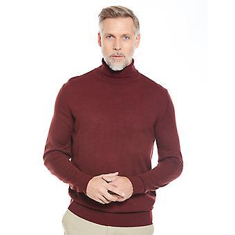 Chums Mens Rollneck Sweater Jumper Fijne Meter