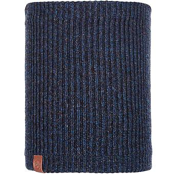Buff Unisex Lyne Fine Knit Fleece Winter Warm Neckwarmer Snood Scarf Night Blue