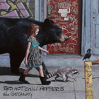 Red Hot Chili Peppers - The Getaway (2LP) [Vinyl] USA import