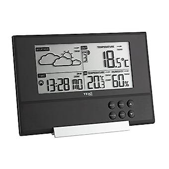 Wireless Weather Station with Extra Flat Design PURE 35.1107