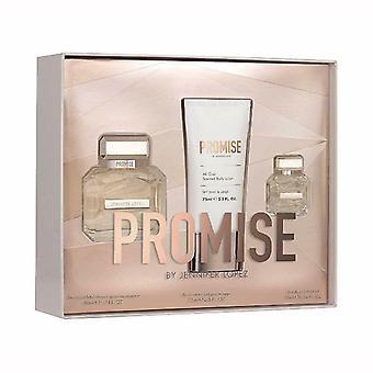 Jennifer Lopez Promise Eau de Parfum Spray 50ml Gift Set