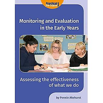 Monitoring and Evaluation in the Early Years