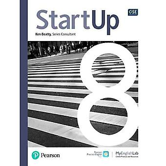 StartUp Student Book with app and MyEnglishLab, L8