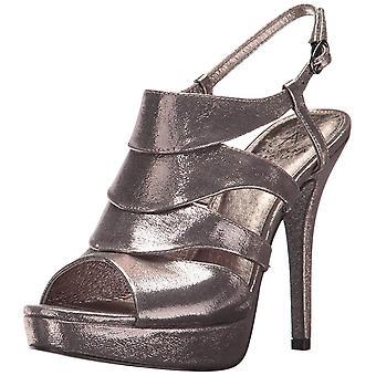 Adrianna Papell Womens MARLENE raso Open Toe speciale occasione caviglia cinturino Sa...