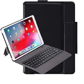لباد برو 10.5 بوصة T1015 أفقي الوجه بلوتوث لوحة المفاتيح الجلود القضية مع حامل