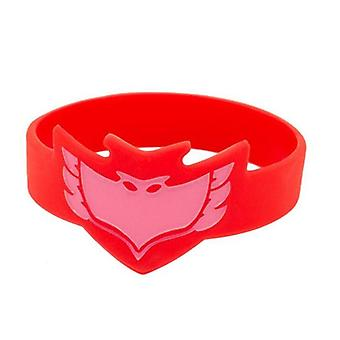 Masks Silicone Sports Bracelet Pj Toy Cartoon Anime Figure Pvc