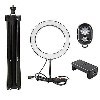 Camera Ringlight And Tripod Stand Kit