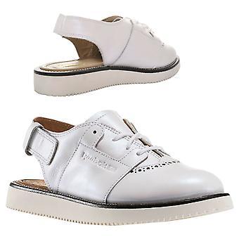 ريبوك 58 برايت ستريت يونيفرسال ماينس لو فيبرام ساندل أحذية بيضاء BD3201 Y10A
