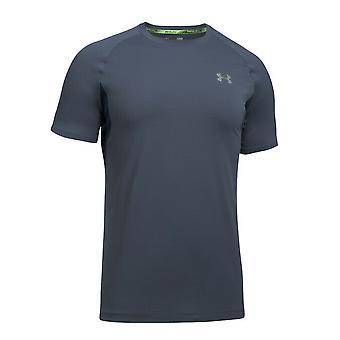 Under Armour Menns Transport Kortermet T-skjorte Gym Avslappet Topp 1289322 962