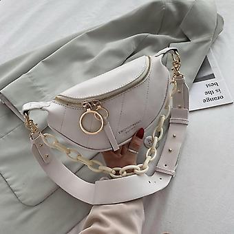 Pu Leather Shoulder Strap Bag Mobile Phone Big Card Holders Wallet Handbag