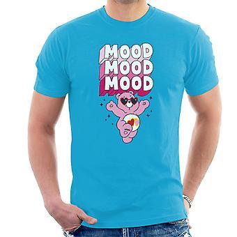 Care Bears Valentines Elsker Mye Humør Menn's T-skjorte