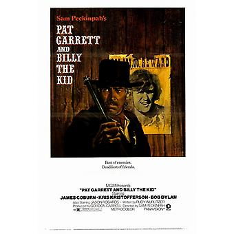 Pat Garrett & Billy de Kid Movie Poster Print (27 x 40)