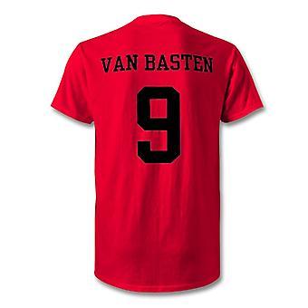 Marco Van Basten AC Milan Legend Kids Hero T-Shirt