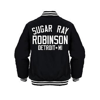 Sugar Ray Robinson Boxing Legend Jacket