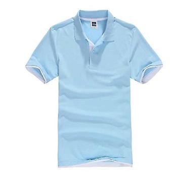 Polo Cotton Short