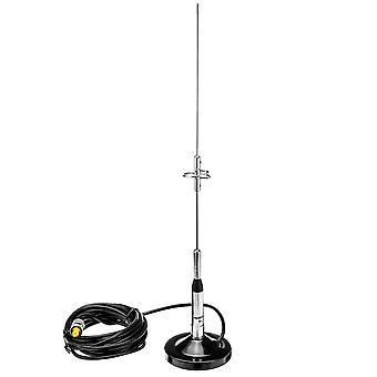 3.0 dB Dual Band Car Radio Mobile Station Antenna NL-770S UHF/VHF Walkie Talkie
