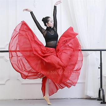 فلامنكو الرقص التنانير الصلبة