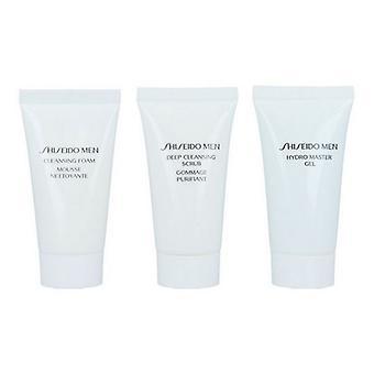 Unisex Cosmetic Set Men Starter Shiseido (3 Piese)