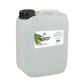100% puhdasta orgaanista australialaista teepuuöljyä