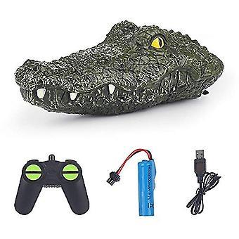 Rc Remote Control Alligator Crocodile