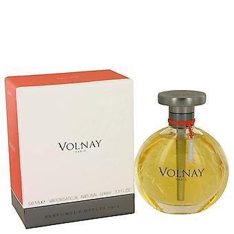 Etoile D'or Eau De Parfum Spray By Volnay 3.4 oz Eau De Parfum Spray
