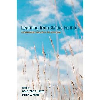 Learning from All the Faithful by Bradford E Hinze - 9781498280211 Bo