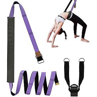 Yoga Stretching Strap Back Bend Assist Trainer met deuranker