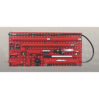 Sealey Tts1 Perfotool stockage panneau 1000 X 500Mm Pack de 2