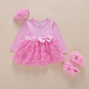 Baby Clothes&dresses, Cotton Princess Style Baby Dress