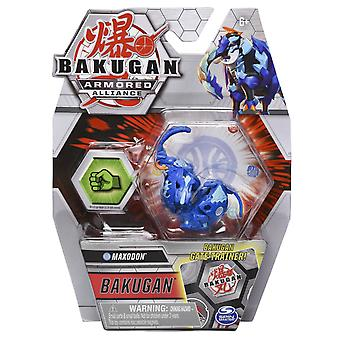 Bakugan Core Armored Alliance Action Figure 1 Pack 2 Inch Figure Series 2 - Aquos Maxodon