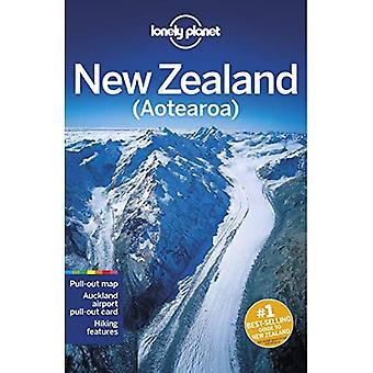 Lonely Planet Nova Zelândia (guia de viagem)