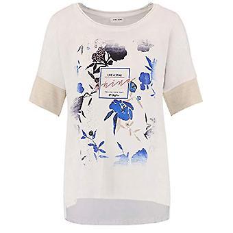 Gerry Weber T-Shirt 1/2 Arm, Ecru/White Fantasy, 46 Woman