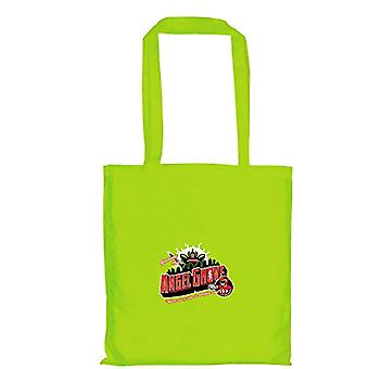 Texlab VEND-212790, Unisex Cloth Bag, Apple Green, 38 cm x 42 cm