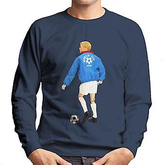 Action Man World Cup 1970 Men's Sweatshirt