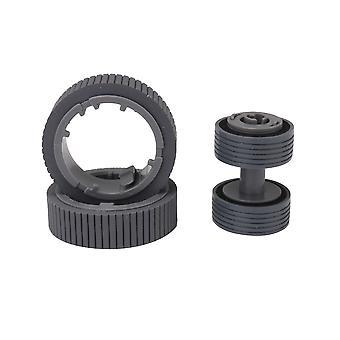 3 x Bremse und Pick Pickup Roller Reifen Zubehör Ersatz für FI7160