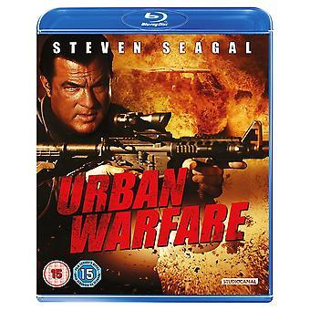 Urban Warfare Blu-ray