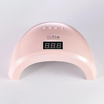 1S LED Nail Lamp For Manicure 48W Nail Dryer