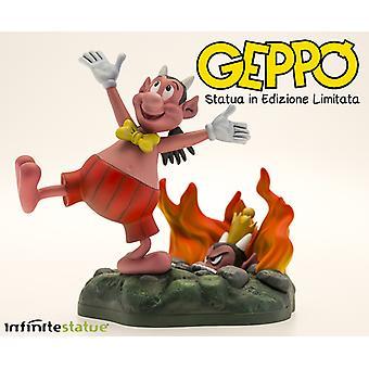 Geppo Statua