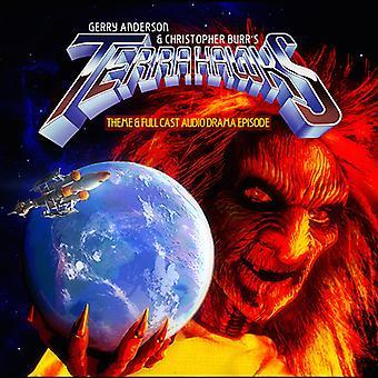 Richard Harvey - Terrahawks: Theme Music & Audio Story Vinyl